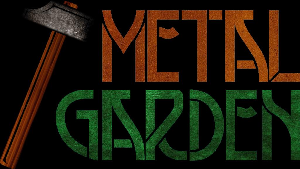 Metal Garden - Logo - Colour PNG