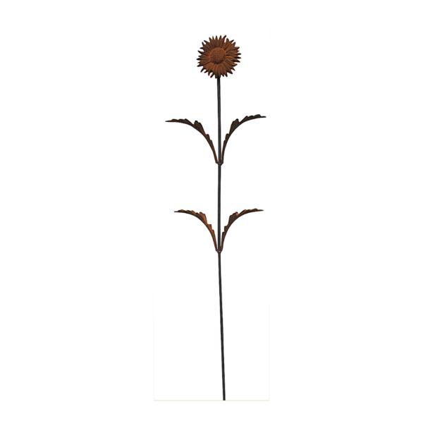 Metal Flower Sunflower Ornament